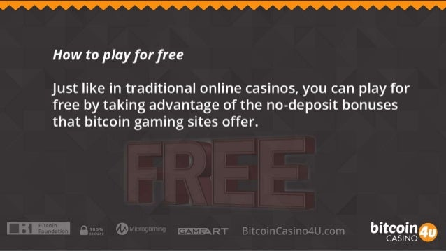 Can You Play Free Bitcoin Games