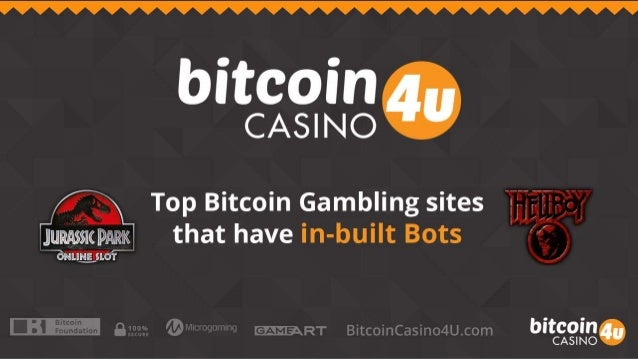 "bitcoin.   CASINO      Top Bitcoin Gambling sites  ilIIMsrIrbAMi that have in-built Bots   ""? N'""'fi""1""L N_E, sI. o'T ' 41/..."