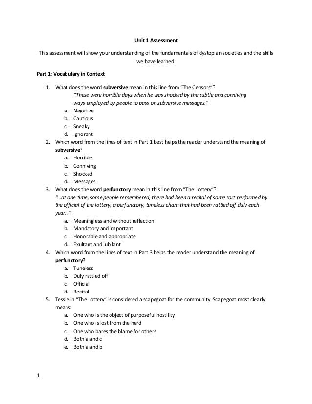 unit 1 assessment 1 Grade 3 unit 1: routines, review, and assessment background information ccss ed | 3rd ed vocabulary list lesson vocabulary home link help games.