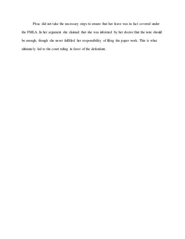 FMLA Final Paper (EL)