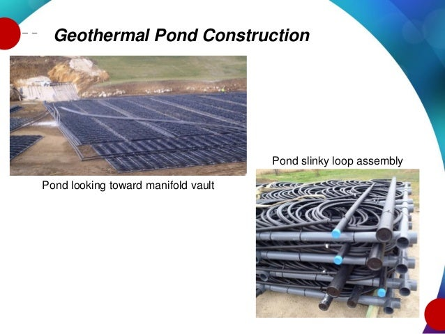 Wspe geothermal presentation for Design of oxidation pond ppt