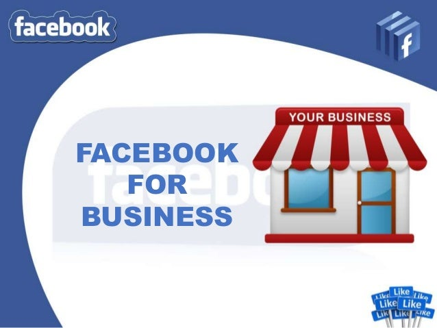 course to learn how to use facebook for business
