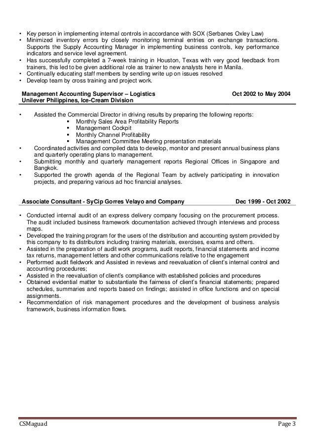 candice sher maguad resume