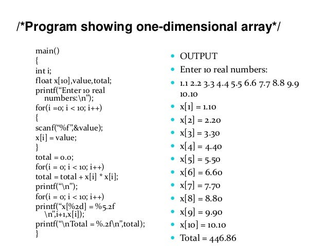how to use array function in r