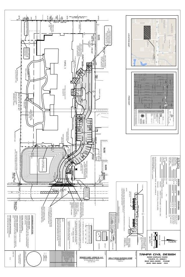 3A Site & Horizontal Control Plan
