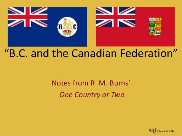 confederation canada essay Indígenas en canadá no fueron reconocidos ni protegidos a través de la  1  the confederation was regulated by the constitution of 1867, which foresaw two .