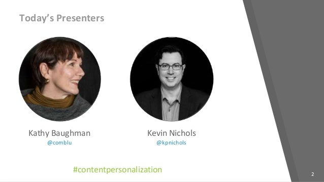 Personalization Content Strategy - Is Your Organization Ready to Personalize Its Content? Slide 2