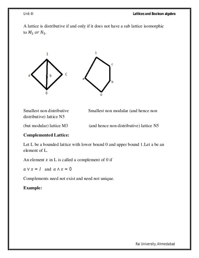Discrete mathematics quick guide.