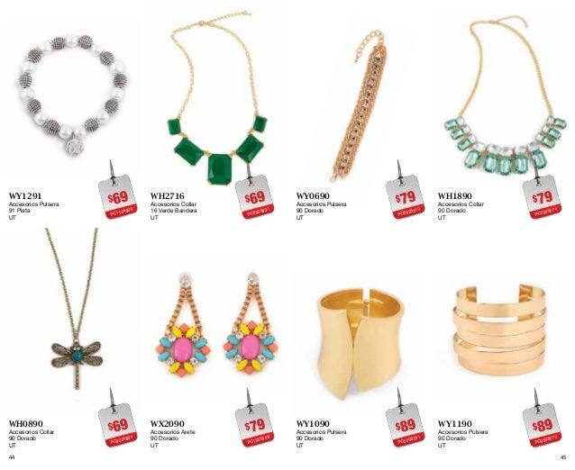 B catalogo moda club liquidacion total ropa y accesorios for Catalogo de accesorios