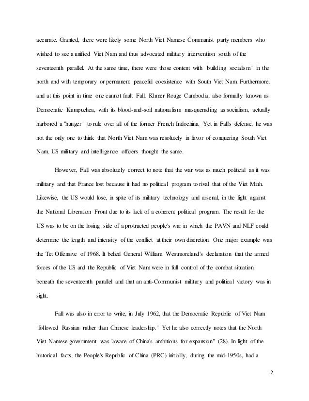 autumn history the vietnam war final exam essay but fall s statement is not as 2