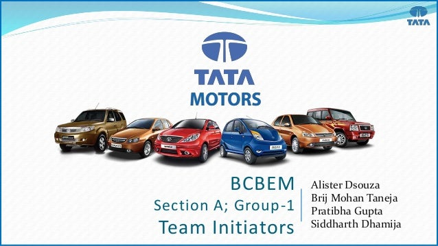 presentation tata motors Tata motors, however, intends to keep control in tmfl, an entity which it expects to play a key role in its future growth even as it sells a stake in other businesses.