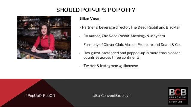 Should Pop-Ups Pop Off? Slide 2