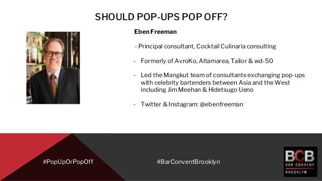 Should Pop-Ups Pop Off? Slide 3