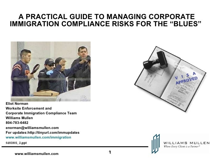 Blue Cross Blue Shield Immigration Issues