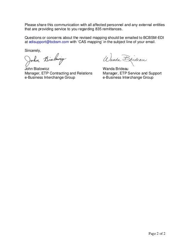 Bcbs mitchigan non payment codes