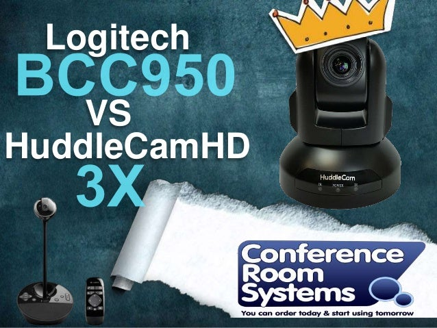 VS Logitech HuddleCamHD