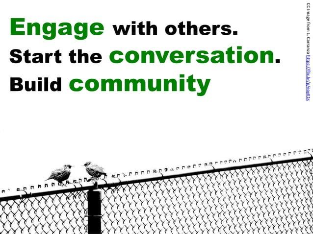 Moving Beyond the Newsletter: Communicating Through Social Media