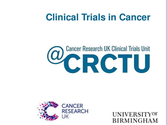 Clinical Trials in Cancer