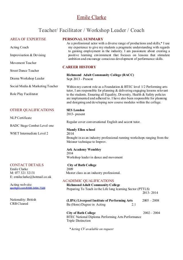 social studies teacher cover letter
