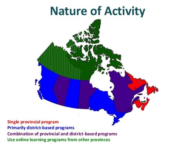 K-12 Distance/Online Learning Activity # of K-12 students # enrolled in distance/online learning Percent involvement NL 66...