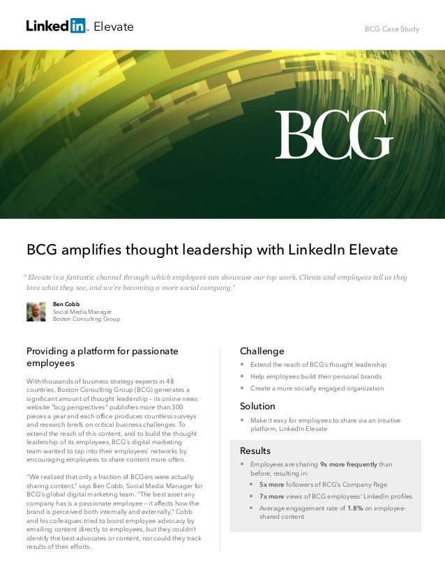 The Boston Consulting Group office of the future
