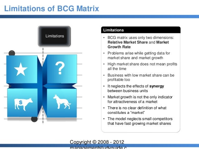critically evaluate the bcg matrix How to evaluate ideas  it is easier to move on to the more sophisticated evaluation matrix  i have noticed that business analysts tend to be overly critical of .