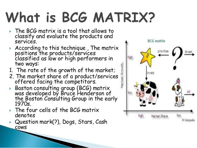 does the bcg matrix apply to cemex Applying the vrio framework (1) below is an example of how to apply the vrio framework and the applying the vrio framework—the value and rarity of a.