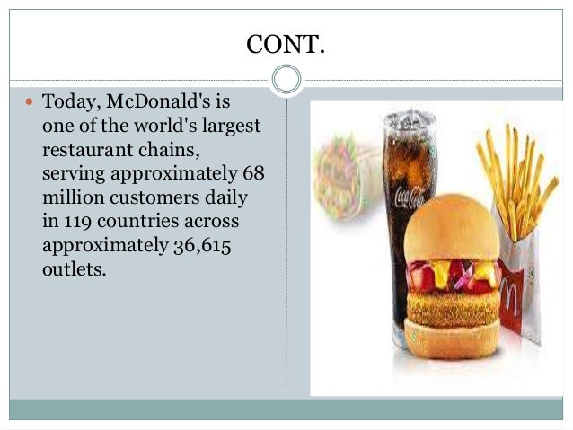 bcg matrix of mcdonald s We will address these efforts and the company' s potential by performing an easy -to-follow swot analysis of the company, evaluating its.