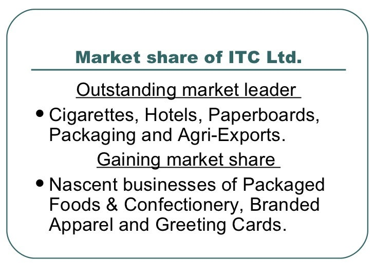 itc limited equity research