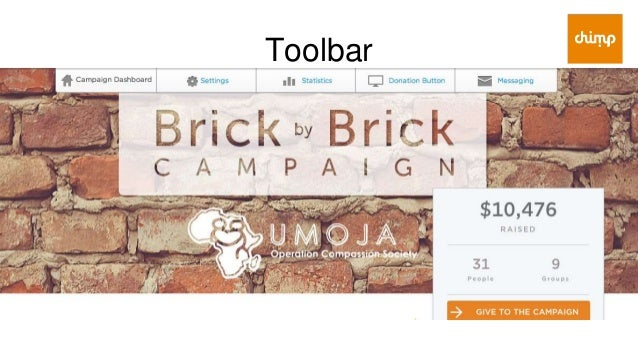CROWDFUNDING, PEER FUNDRAISING AND STORYTELLING PAGES ON ONE SITE - YOURS