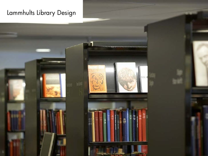 Lammhults Library Design     1