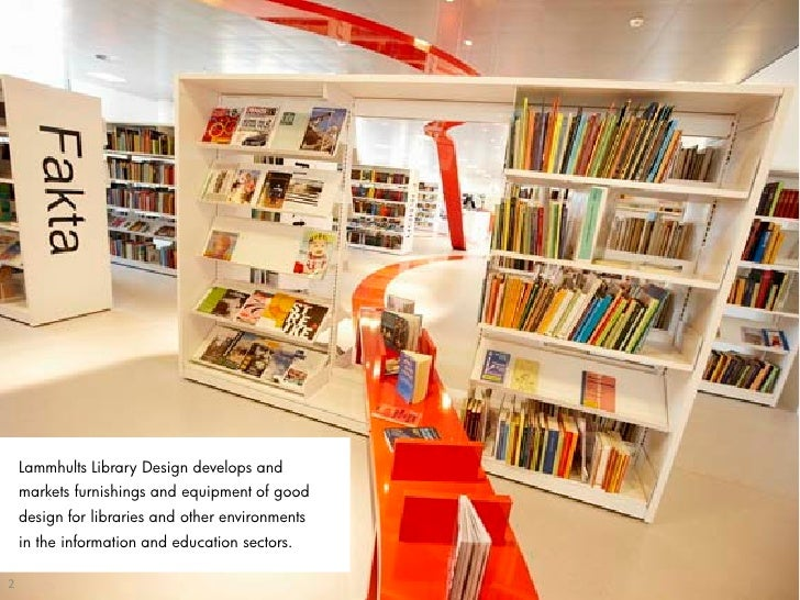 Library Design bci eurobib library furniture design presentation from europe's lammh…