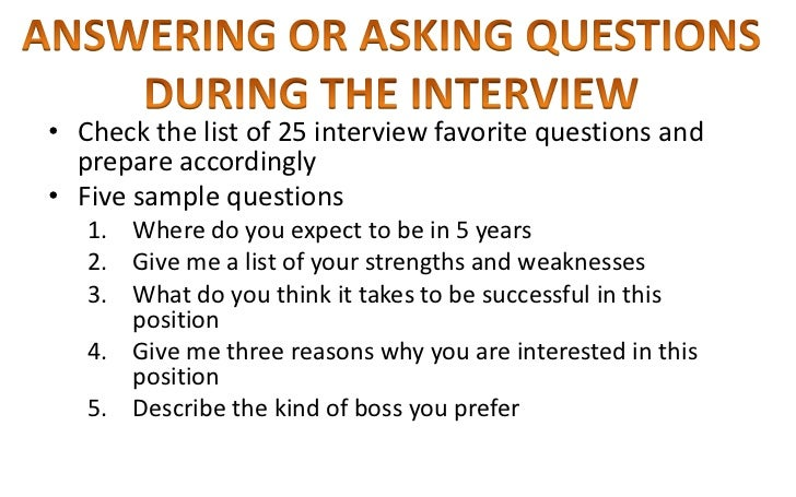 Bc Ii Chap 19 The Job Application Process Interviews And