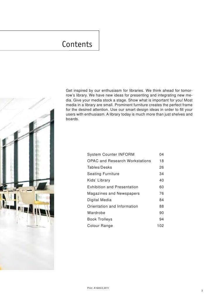 BCI Schulz Speyer Library Furniture (2012-2014) Slide 3