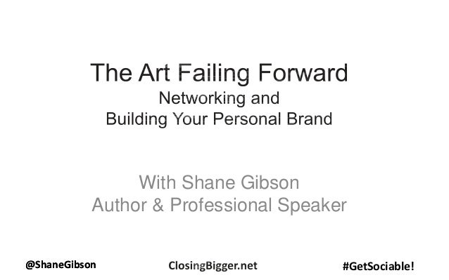 @ShaneGibson #GetSociable!@ShaneGibson With Shane Gibson Author & Professional Speaker