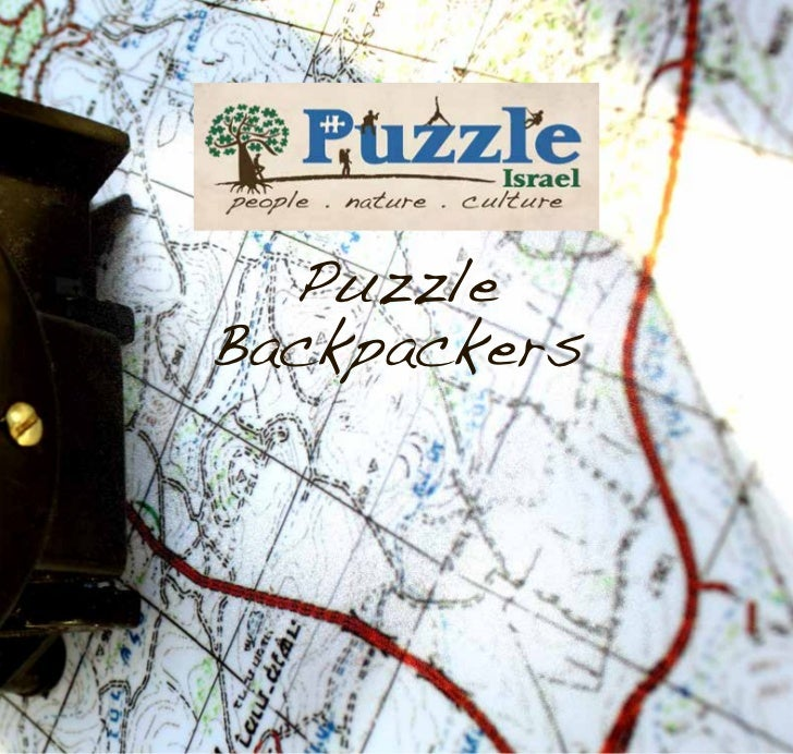 PuzzleBackpackers
