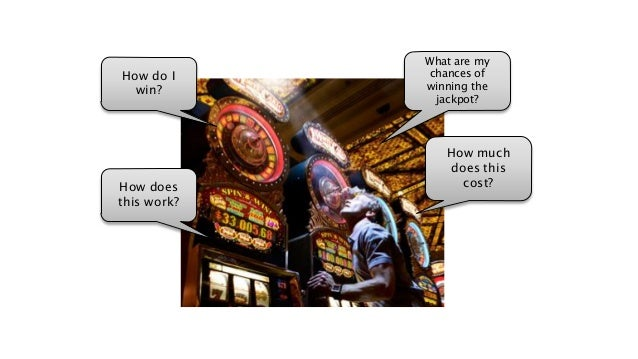 Jamie Wiebe - Making Sense of Slot Information Slide 3