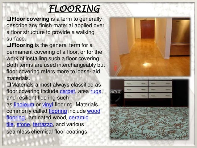 Types Of Floor Coverings Flooring And Its Types