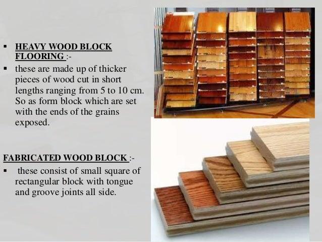 of wooden flooring