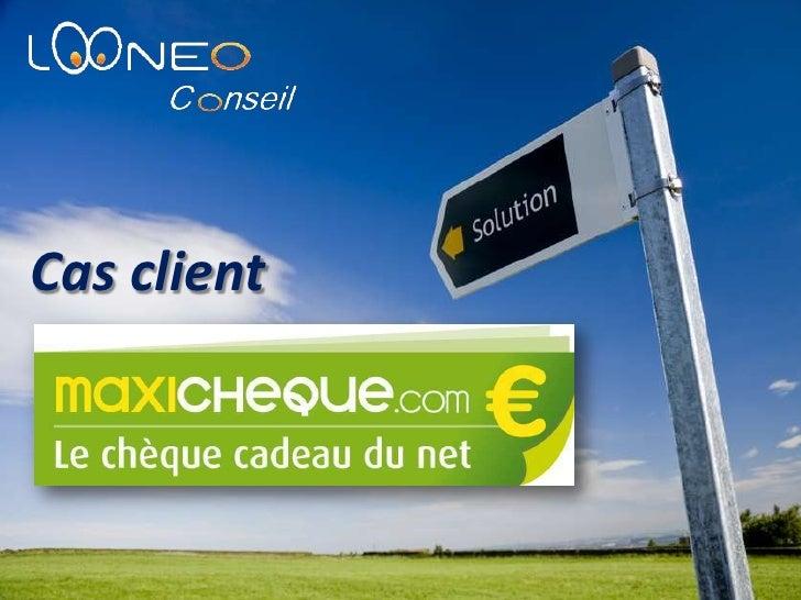 Cas client<br />