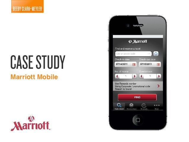 Marriott Mobile!