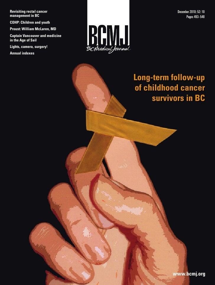 British Columbia Medical Journal, December 2010 Full Issue