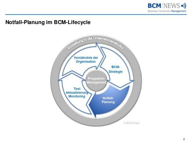 BCM Planung Slide 2