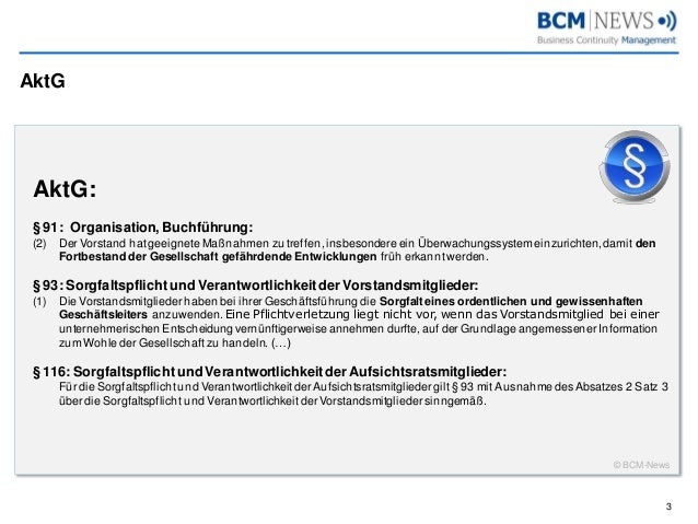 BCM Standards 11.2014 Slide 3