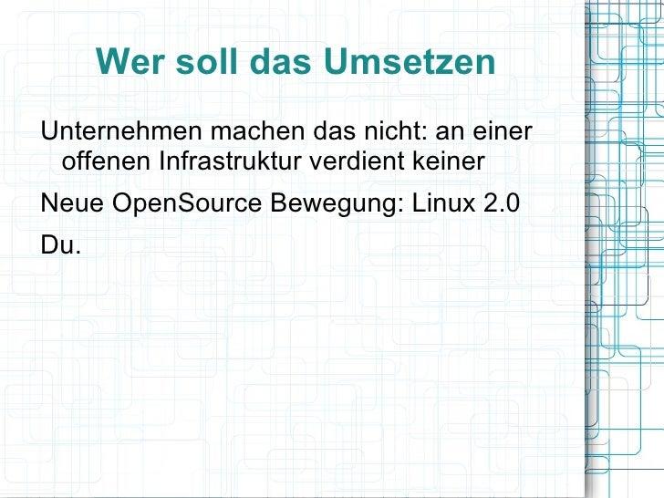 Datensilos - Insellösungen </li></ul>