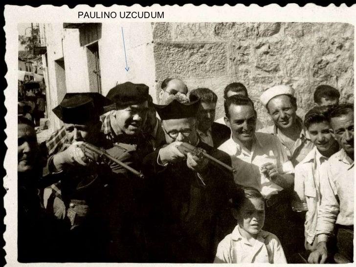 PAULINO UZCUDUM