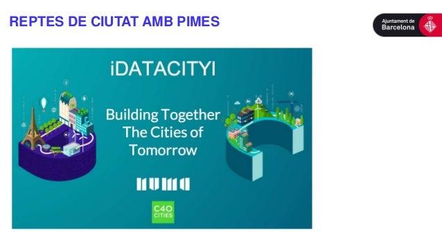Missio Delivery Approach REPTES DE CIUTAT AMB PIMES