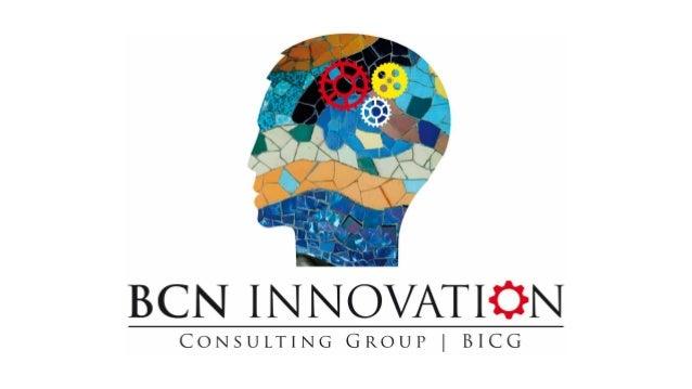Quiénes somos Qué hacemos Cómo lo hacemos Contacto *Derechos de Imagen Freepik BCN INNOVATION fue creada por 2 apasionados...