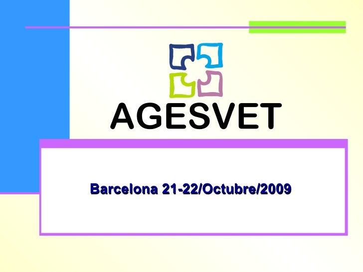 Barcelona 21-22/Octubre/2009