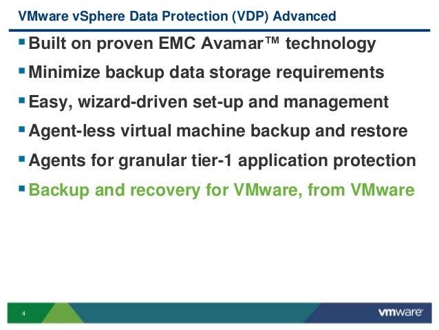 VMworld 2013: VMware vSphere High Availability - What's New